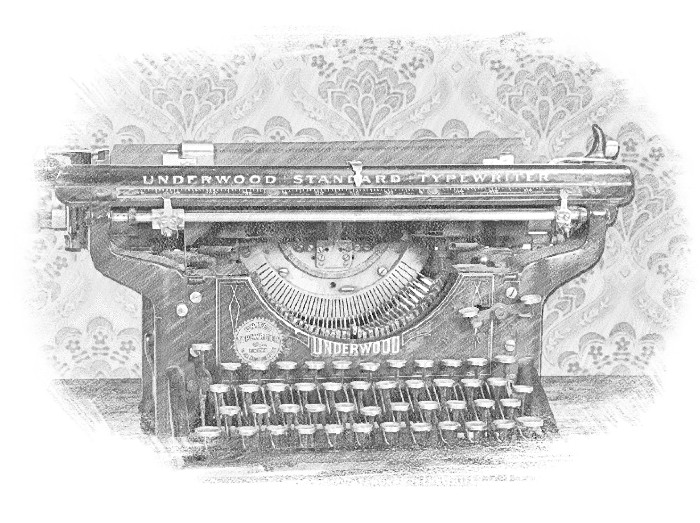 1   typewriter  intro