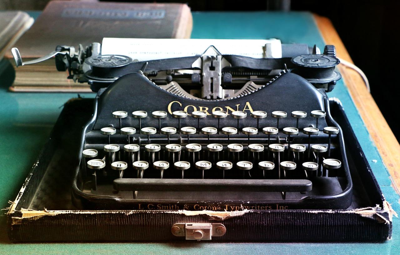 Typewriter 1603999 1280
